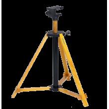 Industrial Wood Tripod to mount ESD Simulators